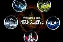 Divergent / The soon to be complete trilogy plus the movie. / by Amy Jackson