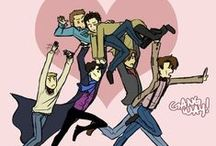 SuperWhoLock & Co. / This board makes my friends mad. ^^ Huzzah for me~ / by Noelia Christiansen