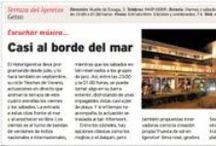 PRENSA / ¿Qué dicen los medios de comunicación sobre el Hotel Igeretxe? Descúbrelo aquí.