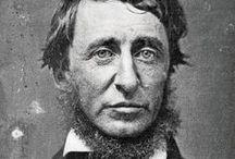 Henry David Thoreau had it right