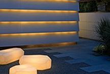 Light / Light is not so much something that reveals, as it is itself the revelation.~ James Turrell / by Aia