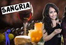 Alcoholic Drinks: Sangria / Various sangria recipes