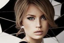 Hair style / #hair,#makeup