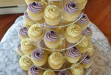 Muffin torta / Orsi esküvőjére ötletek