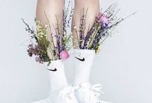 FLOWERS / Flowers we can't do without
