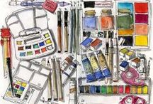 Sketchbook / Inspiration and ideas for my sketchbook