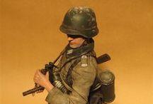 "Autumn 1942 German Sixth Army Leutnant ""Falkner"" / From Dragon company."