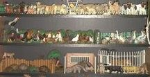 Schleich and other figurines / Cool models, custom & repaint ideas, displays etc.