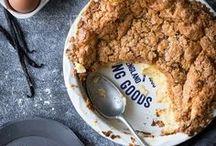 Nicest Things / Süßes / Süße Rezepte von meinem Foodblog Nicest Things: Hier gibt es alles von Kuchen, Cupcakes, Cookies über Brownies und Tartes bis hin zu Cheesecakes und Desserts.