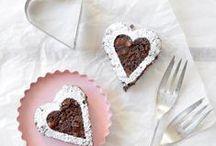 Valentinstag / Valentine's Day / Rezepte, DIY-Ideen, Karten, Geschenke und Trends mit Herz: alles für den Valentinstag!