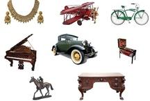 Antiques, Retro, Vintage style