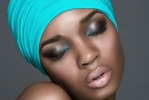 Beauty Looks to Inspire / Eyeshadow looks and inspiration. Be it editorial or everyday. One glance and inspiration hits!