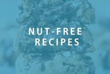 "Nut-Free Recipes / ""Cooking is so fun, and it helps me let go and enjoy what I make…because I choose every ingredient, and I know it is safe."" ~ Lily Pinto, co-founder of don't go nuts."