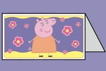 Mother's Day ideas / We've collected together some Peppa Pig Mother's Day ideas for all the Mummy Pigs out there!
