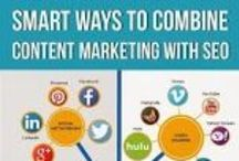 Infographics for Digital / Industry infographics related to Digital Marketing and Search Marketing.