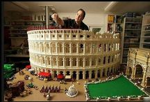 Epic LEGO Creations / Collection of the best LEGO creations ever built. / by Steven C Bear
