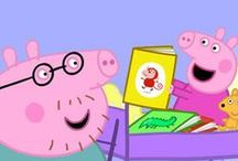 Father's Day Ideas / Some Daddy Pig treats and activities this Father's Day!