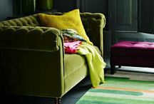 OLİVE GREEN / HOME