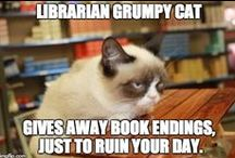 Library Humour / by Acadia University Library