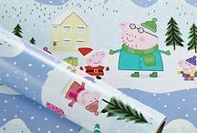 Christmas with Peppa! / Decorations, gifts and partywear for all your little Peppa fans!