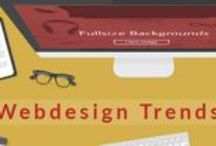Webdesign Trends 2015 / Webdesign & Design Trends 2015