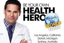 Healthy Advice / Dr. Nandi's Vlogs on How To Be Your Own Health Hero