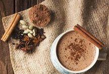 Hot Chocolate / Hier sammeln wir die leckersten Rezepte für Trinkschokolade // Here we collect the best Recepies for hot chocolate.