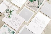 PAPETERIE   Stationery / First impression of your wedding is even the save-the-date or invitation card. Think quit good of them and choose your wedding colours and style to make the fit the rest (location, hotel, ceremony, flower).