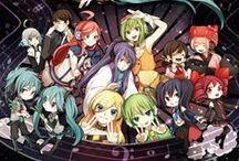 Vocaloid!!! *^O^*