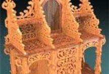 деревянное кружево