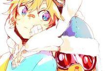 Cartoons to Animes!