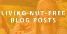 Living Nut Free Blog Posts / Like many families, Don't Go Nuts Co-Founders Jane, Doug, Lily and Gray Pinto live and thrive with food allergies. They share their experiences via the Living Nut Free blog.