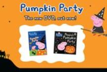 Pumpkin Party! / Peppa is back with a BRAND NEW episode! Daddy Pig is hosting a Halloween party, so we've got lots of activities and printables for you to host your own!