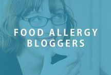 Food Allergy Bloggers / These bloggers cover a range of custom eating preferences, from nut-free and gluten-free to vegan and more. Find a few you like and follow them for recipes, product reviews and tips that fit your family's needs.