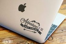 Laptop Stickers / Awesome Laptop Stickers