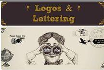 ↟ Logos & Lettering ↟