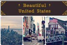 ↟ Beautiful United States ↟ / the US has its secret and not-secret beautiful spots!