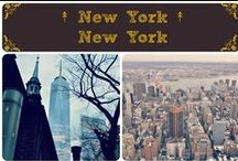 ↟ New York, New York ↟