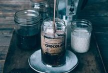 CHOCO - Drinks / Sweet ideas from all over the world. Let chocolate make you wake up! Use Koawach instead of customary cocoa powder!