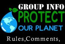#PoP group info / This is the group info of #ProtectourPlanet as #PoP.  Rules |  Comments | Feedbacks | Opinions | Questions | Contact |  Follow us here: https://hu.pinterest.com/EniG_/protect-our-planet/