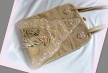 Csipkés bőr laptáska - Judy Majoros / Újrafelhasznált alapanyagokból kézzel készített egyedi táska. Megvásárolható a www.facebook.com/judymajorosdesign oldalon. Köszönöm az érdeklődést! :)Handmade by Judy Majoros - Leather -crochet -frame handbag. Recycled bag.