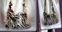 FAUX FUR Bags - Handmade by Judy Majoros / Újrafelhasznált alapanyagokból kézzel készített egyedi táska. megtekinthető még a www.facebook.com/judymajorosdesign oldalon. Köszönöm az érdeklődést! :)
