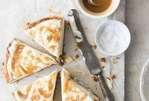 Käsekuchen / Cheesecakes / Frische und innovative Rezepte, vom klassischen New York Cheesecake bis hin zum fruchtigen Erdbeer-Käsekuchen