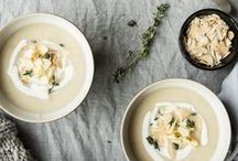 Suppe / Soup / Eine gute Suppe geht immer. Ob Cremesuppe, Gemüsesuppe, asiatische Nudelsuppe oder Eintopf, hier findet jeder sein Lieblingsrezept.