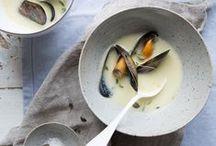 Fisch / Meeresfrüchte / Lachs, Forelle, Miesmuscheln, Garnelen - die frischesten Rezepte mit Fisch und Meeresfrüchten!