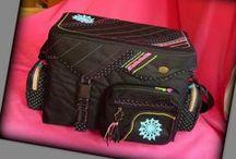 Fotóstáska-Camera bag - Judy Majoros / Újrafelhasznált alapanyagokból kézzel készített egyedi táska. megtekinthető még a www.facebook.com/judymajorosdesign oldalon. Köszönöm az érdeklődést! :) Handmade by Judy Majoros - Camera bag