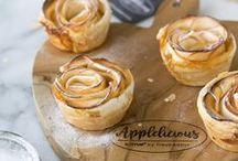 Applelicious / De lekkerste recepten met appel!