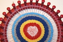 Reasons to dust off my round loom! / Come loom with me! Feel free to comment on my pins if something works well for you (or not!). / by Happy Kathi
