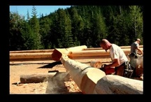 Handcrafted Log Homes and Log Cabins Photo Video