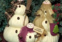 Snowmen / by Old Farmhouse Gathering Team